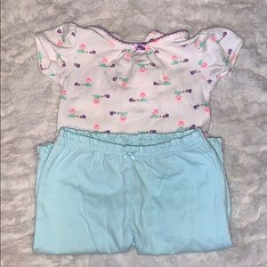 Carter's baby set( 3 for $10)